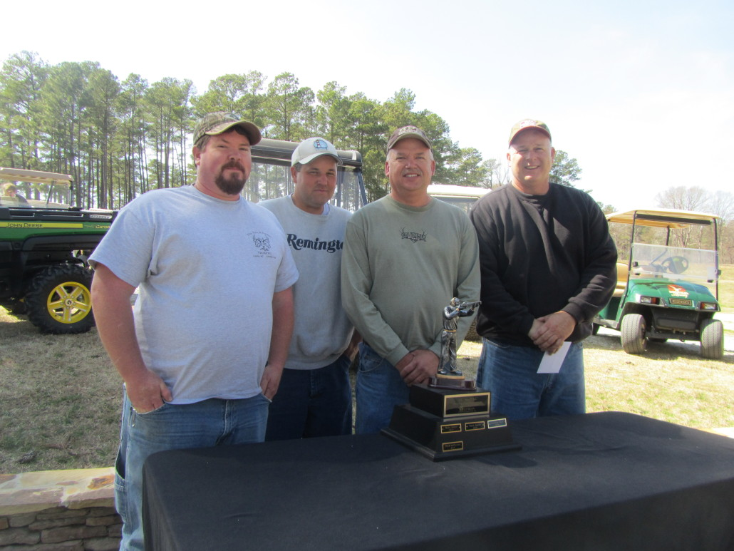 2014 Sporting Clay Tournament Winners