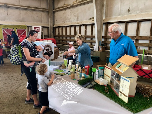 NCSPA at N.C. State's Farm Animal Days