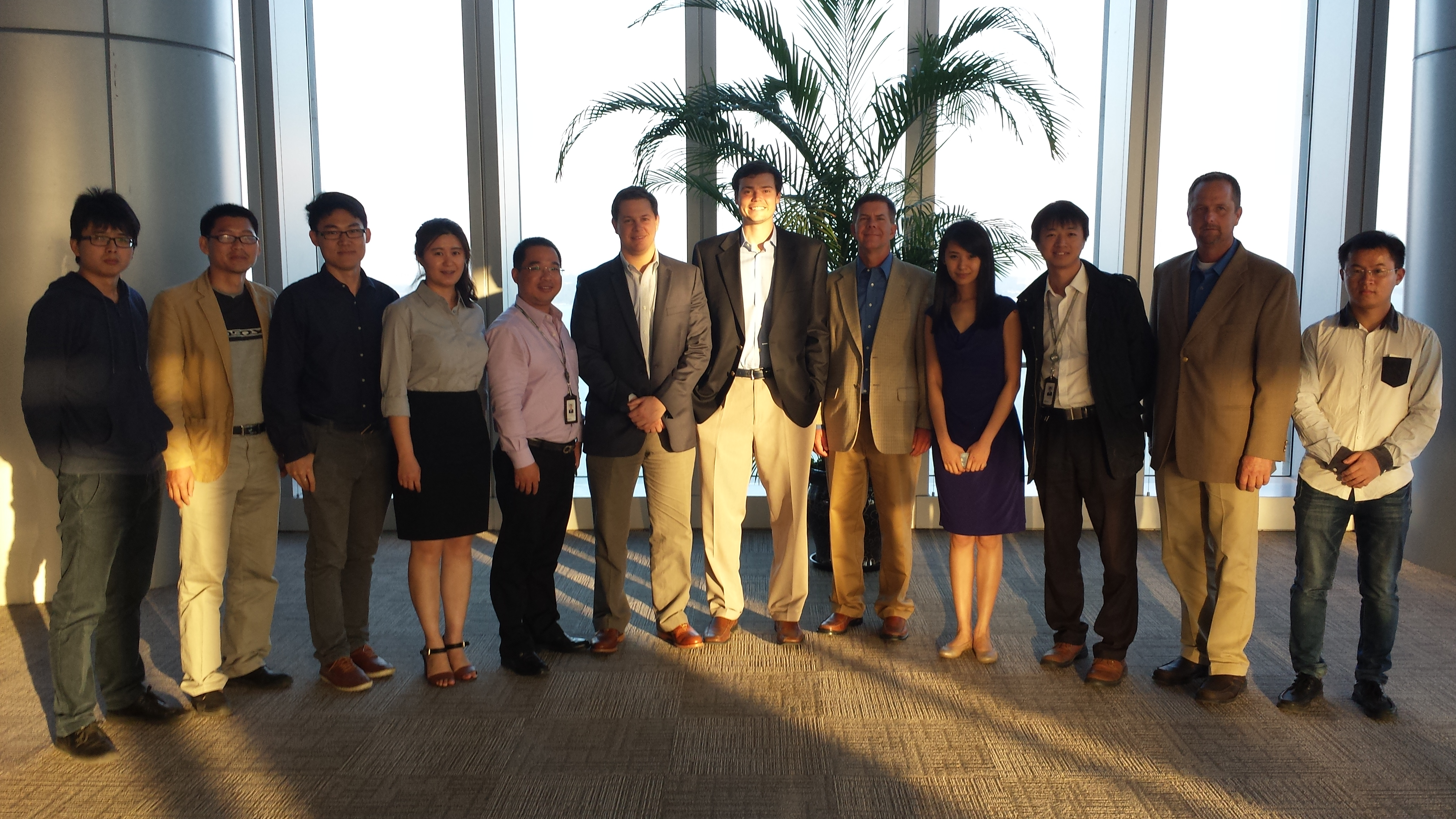 NCSPA Participates In Successful Trade Mission Trip To China