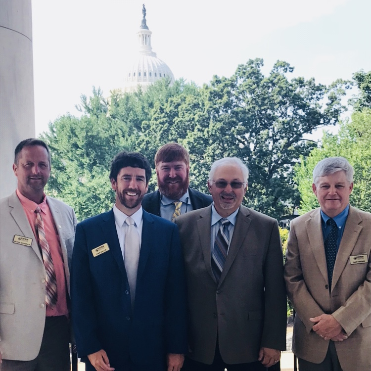 NCSPA Growers Go to Capitol Hill