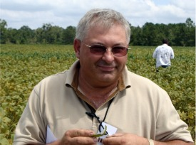Person County Farmer Jimmy Thomas Recognized for Water Stewardship & Interviewed by SFN