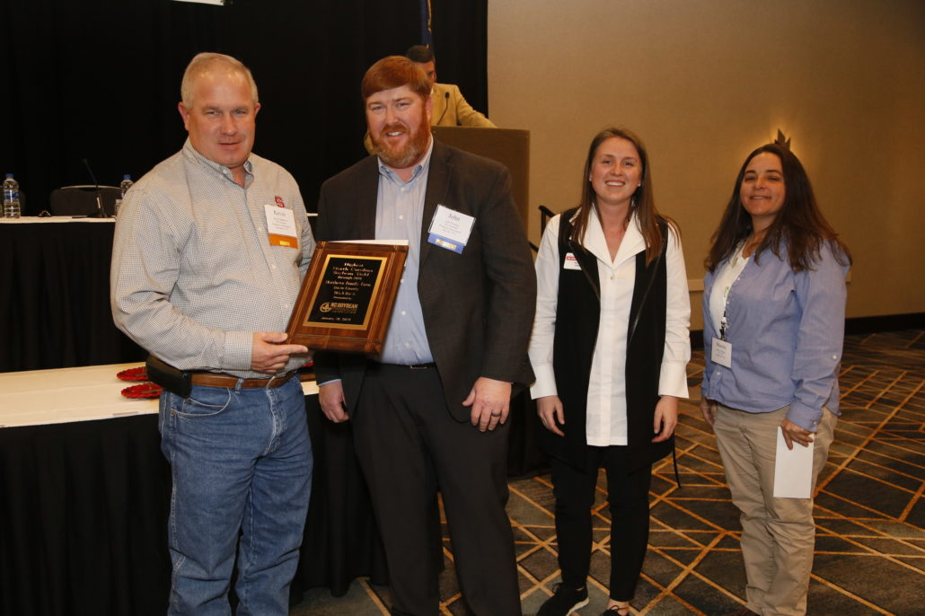Kevin Matthews Yield Award