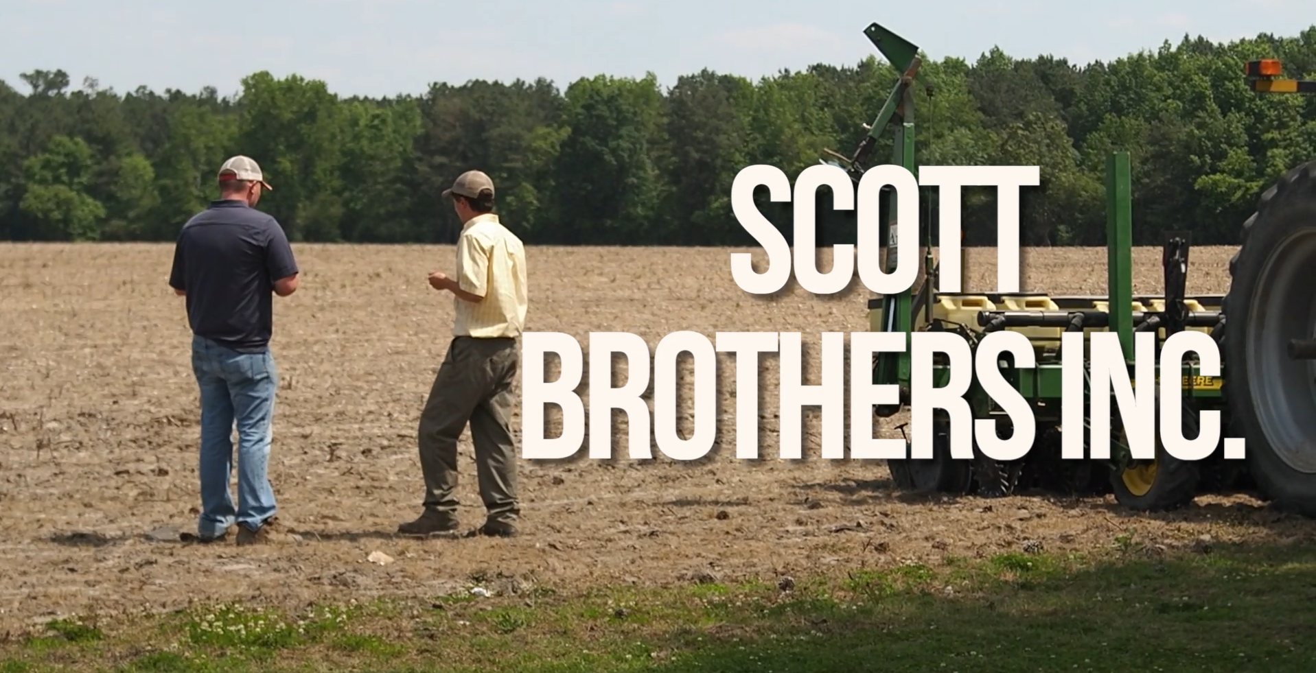 Scott Brothers Continuing the Family Tradition