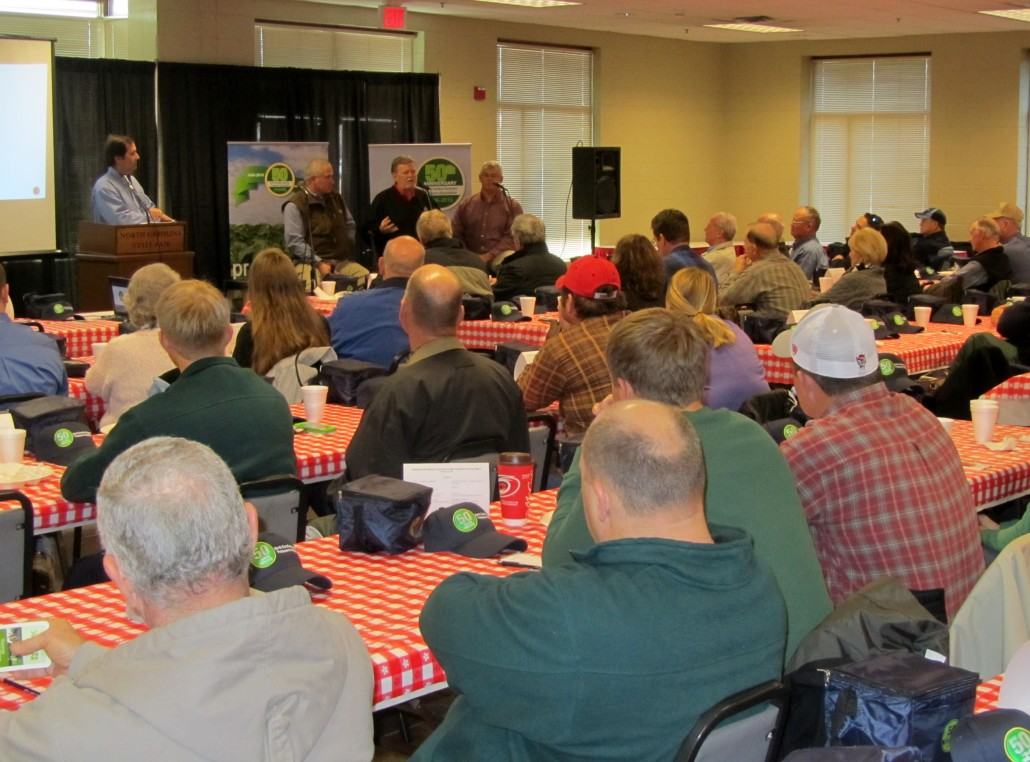 Soybean Producers Forum Meeting