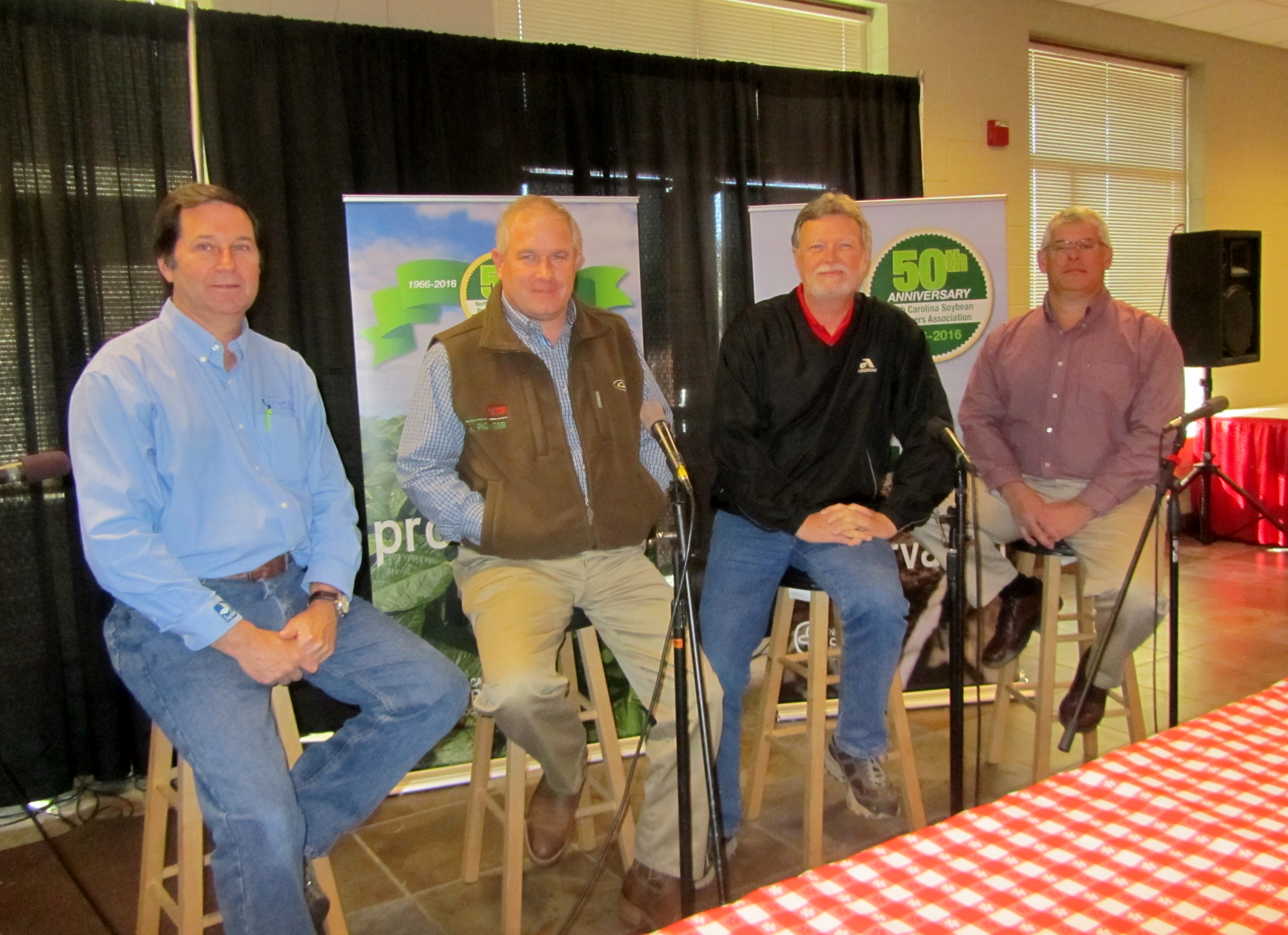 Soybean Producers Forum Panel