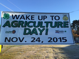 NCSPA Participates In Wake Up to Ag Day in Pasquotank & Camden Counties