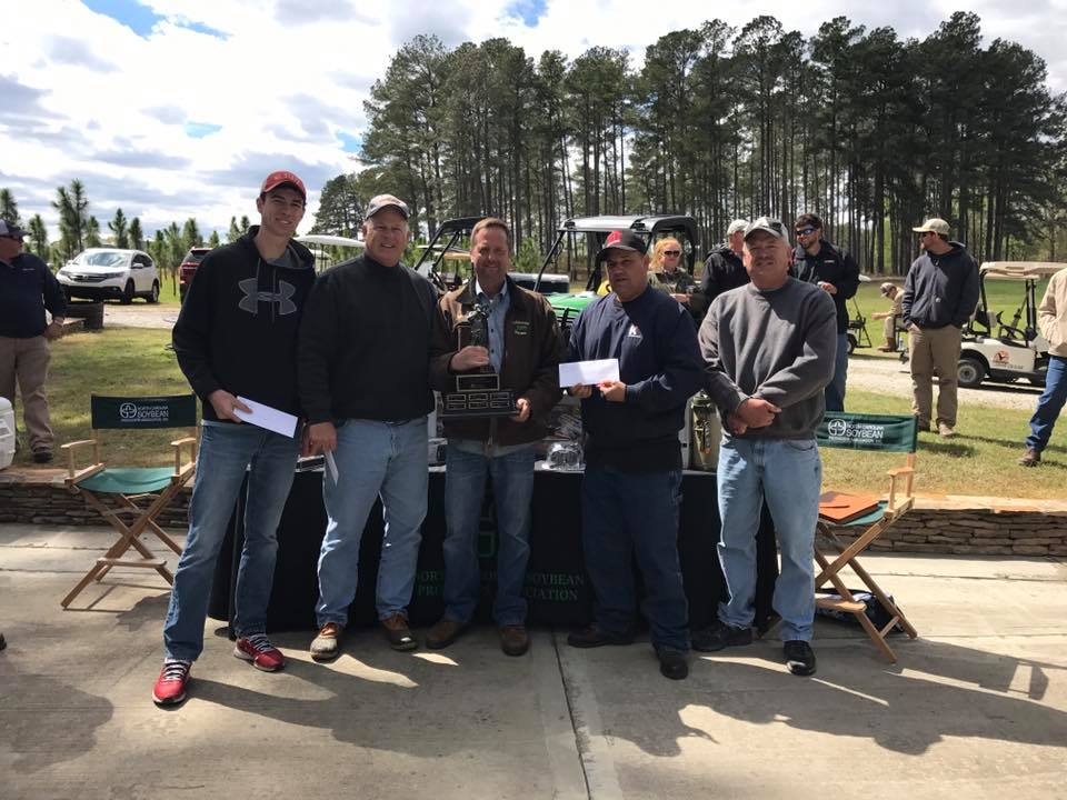 2017 Sporting Clays Challenge Winners