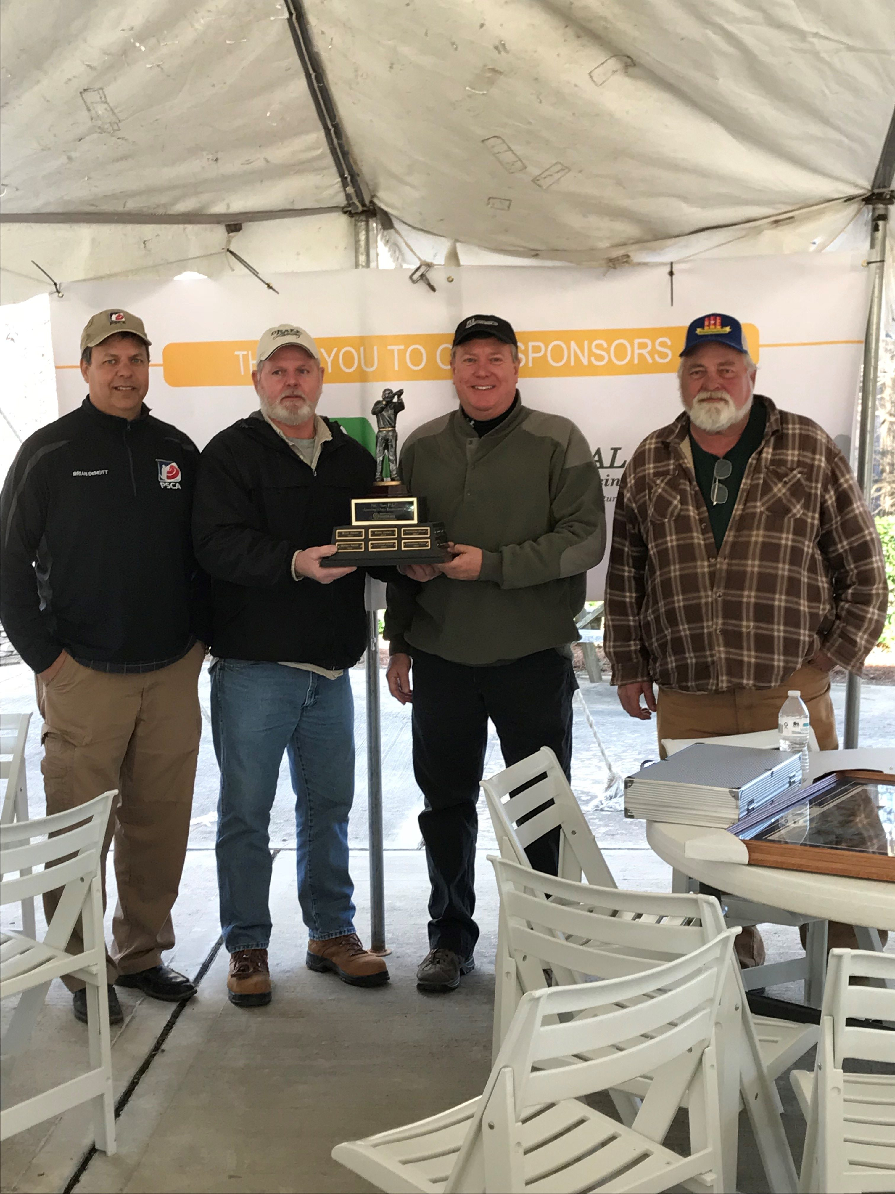 2018 Sporting Clays Tournament